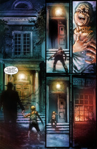 Asylum Issue 12 preview page 2