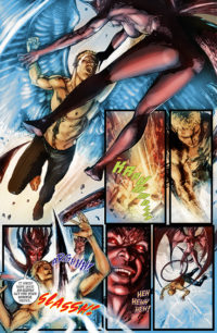 Asylum Issue 14 preview page 2