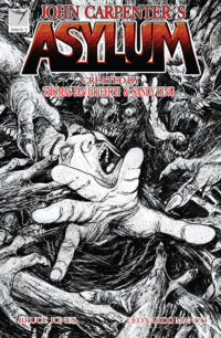 Asylum Issue 2 Reprint
