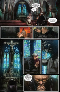 Asylum Issue 4 preview page 1