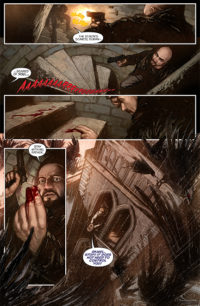 Asylum Issue 5 preview page 1