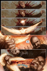 Asylum Issue 5 preview page 2