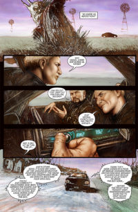 Asylum Issue 9 preview page 1