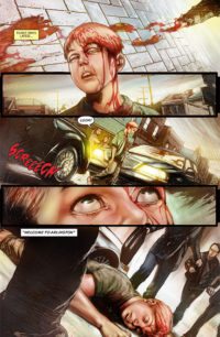 Asylum Issue 9 preview page 2