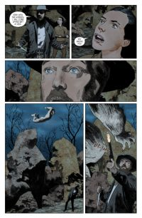 Black Sparrow Preview page 2