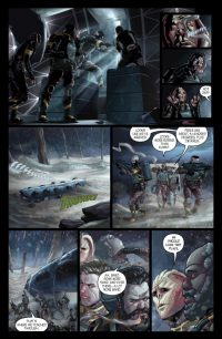 Hell Issue4 preview page 1