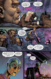 Hyperbreed Issue 1 page preview 1