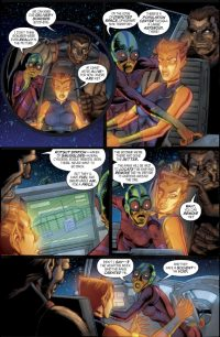 Hyperbreed Issue 2 page preview 1