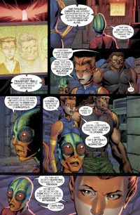 Hyperbreed Issue 2 page preview 2