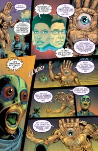 Hyperbreed Issue 5 page preview 1