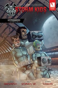 Hyperbreed Issue5