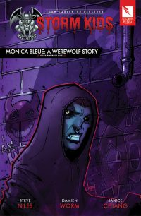 Monica Bleue Issue 4