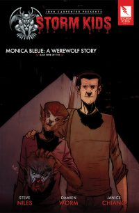 Monica Bleue Issue 5