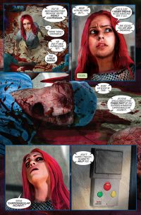Redhead Issue 1 page preview 1