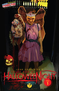 Tales for a HalloweeNight Vol 1 - NYCC Exclusive