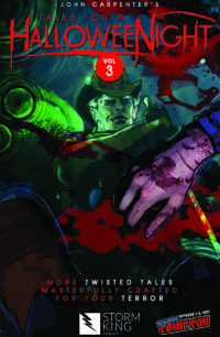 Tales for a HalloweeNight Vol 3 - NYCC Exclusive