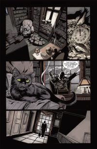 Tales for a HalloweeNight Vol 3 preview page