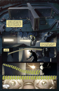 The Standoff Issue 1 page preview 1
