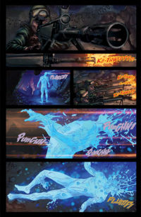 The Standoff Issue 3 page preview 1