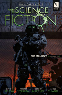 The Standoff Issue 3V