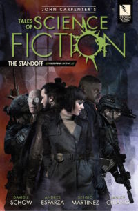 The Standoff Issue 4