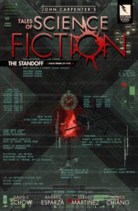 The Standoff Issue 4V