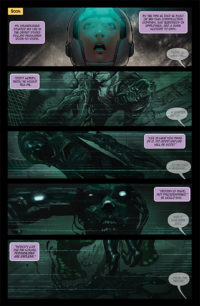 Vault Issue 2 preview page 1