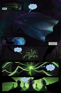 Vault Issue 3 preview page 1