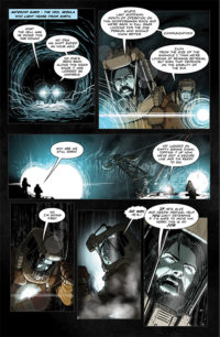 Vortex Issue 1 page preview 1