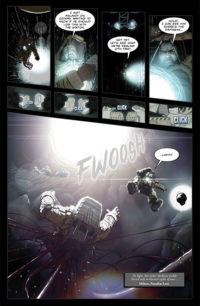 Vortex Issue 1 page preview 2