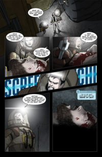 Vortex Issue 2 page preview 2