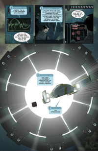 Vortex Issue 5 page preview 1